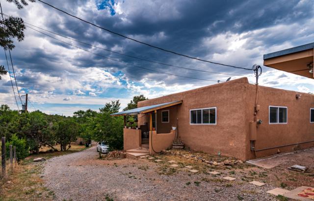 13 Derek Road, Sandia Park, NM 87047 (MLS #948507) :: Campbell & Campbell Real Estate Services