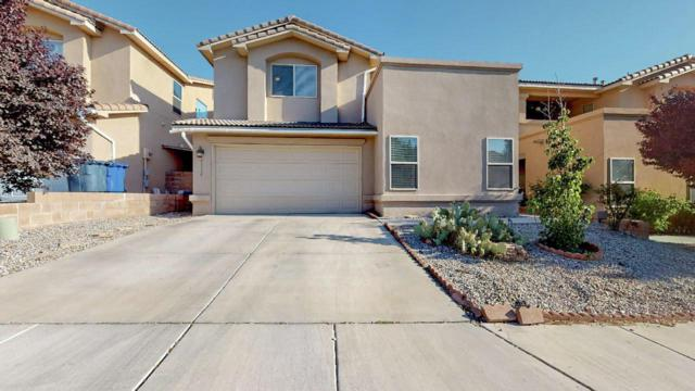7332 Dancing Eagle Avenue NE, Albuquerque, NM 87113 (MLS #948635) :: The Bigelow Team / Red Fox Realty