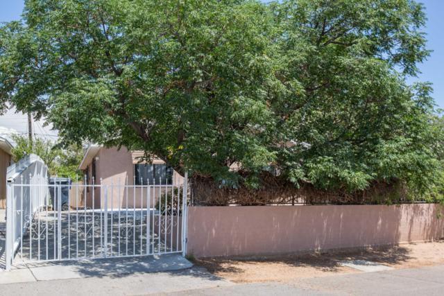 1704 John Street SE, Albuquerque, NM 87102 (MLS #948678) :: Campbell & Campbell Real Estate Services