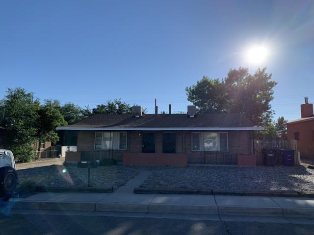 1009 Wilmoore Drive SE, Albuquerque, NM 87106 (MLS #948754) :: The Bigelow Team / Red Fox Realty