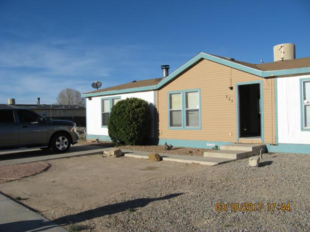 804 Paseo De Las Gladiolas, Belen, NM 87002 (MLS #948763) :: The Bigelow Team / Red Fox Realty