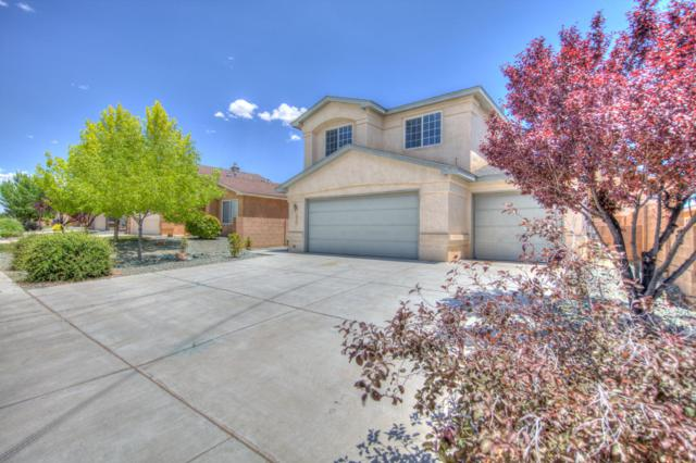 3846 Desert Pinon Drive NE, Rio Rancho, NM 87144 (MLS #948790) :: Campbell & Campbell Real Estate Services