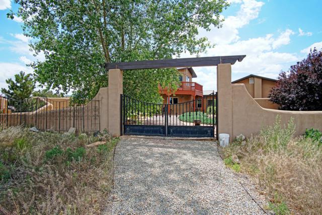 37 Pioneer Way, Cerrillos, NM 87010 (MLS #948882) :: The Buchman Group