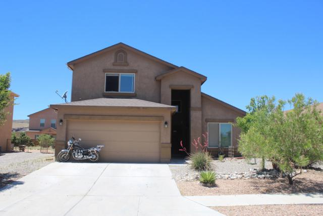 1881 Camino Rincon SW, Los Lunas, NM 87031 (MLS #949000) :: Campbell & Campbell Real Estate Services