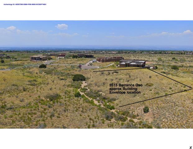 5515 Barranca Oso Court NE, Albuquerque, NM 87111 (MLS #949056) :: The Bigelow Team / Red Fox Realty