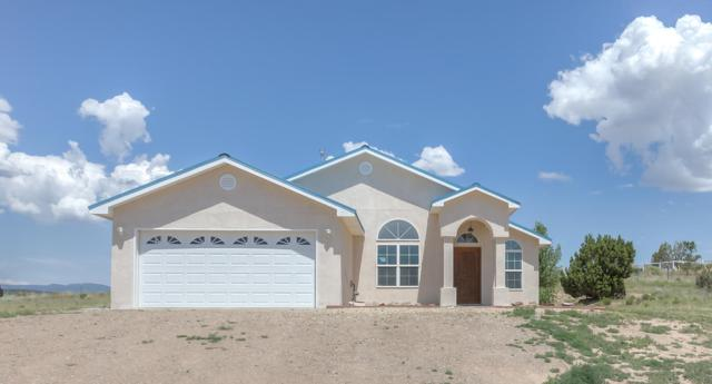 69 Serrania Drive, Edgewood, NM 87015 (MLS #949058) :: Campbell & Campbell Real Estate Services