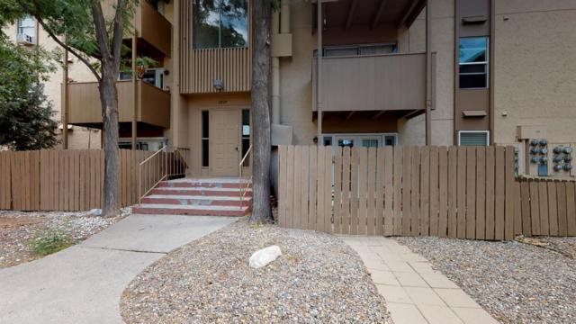 3825 Montgomery Boulevard NE #131, Albuquerque, NM 87109 (MLS #949088) :: The Bigelow Team / Red Fox Realty