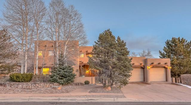 5400 High Canyon Trail NE, Albuquerque, NM 87111 (MLS #949106) :: The Bigelow Team / Red Fox Realty