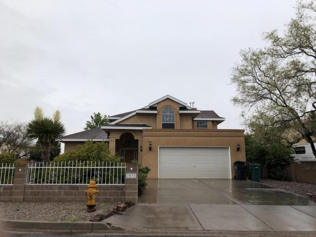 2879 Seven Falls Drive SE, Rio Rancho, NM 87124 (MLS #949121) :: The Bigelow Team / Red Fox Realty