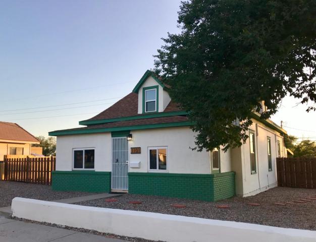 1101 Edith Boulevard SE, Albuquerque, NM 87102 (MLS #949127) :: Campbell & Campbell Real Estate Services