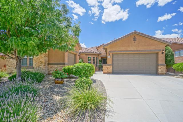 3802 Linda Vista Avenue, Rio Rancho, NM 87124 (MLS #949167) :: The Bigelow Team / Red Fox Realty