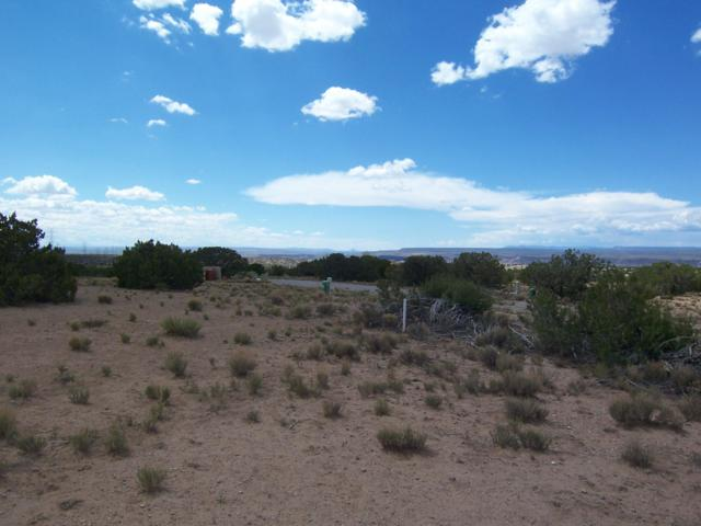 Palomar Road - Lot 15, Placitas, NM 87043 (MLS #949170) :: Campbell & Campbell Real Estate Services
