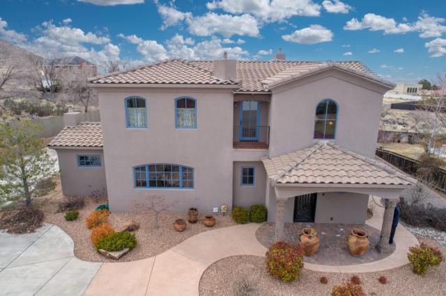 1621 Soplo Road SE, Albuquerque, NM 87123 (MLS #949181) :: The Bigelow Team / Red Fox Realty