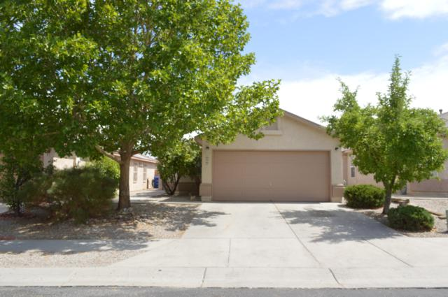 8504 Vista Chamisa Lane SW, Albuquerque, NM 87121 (MLS #949190) :: Campbell & Campbell Real Estate Services
