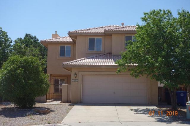 8504 Vista Del Escuela Place NE, Albuquerque, NM 87113 (MLS #949191) :: The Bigelow Team / Red Fox Realty