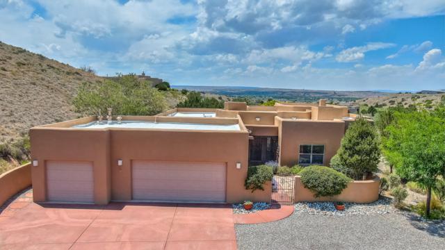 34 Santa Ana Loop, Placitas, NM 87043 (MLS #949231) :: Campbell & Campbell Real Estate Services
