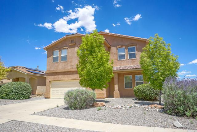 1644 Terra De Sol Drive SE, Rio Rancho, NM 87124 (MLS #949258) :: Campbell & Campbell Real Estate Services
