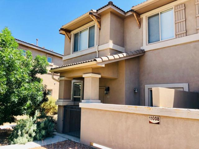 11008 Fort Point Lane NE Unit B, Albuquerque, NM 87123 (MLS #949283) :: Campbell & Campbell Real Estate Services