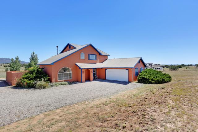 95 Hill Ranch Road, Edgewood, NM 87015 (MLS #949318) :: Campbell & Campbell Real Estate Services