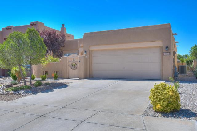 7312 Triana Place NW, Albuquerque, NM 87114 (MLS #949335) :: The Bigelow Team / Red Fox Realty