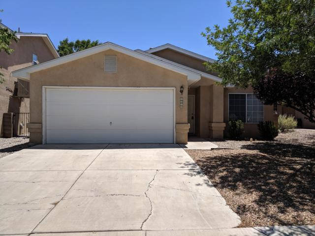 6612 Charwood Road NW, Albuquerque, NM 87114 (MLS #949368) :: The Bigelow Team / Red Fox Realty