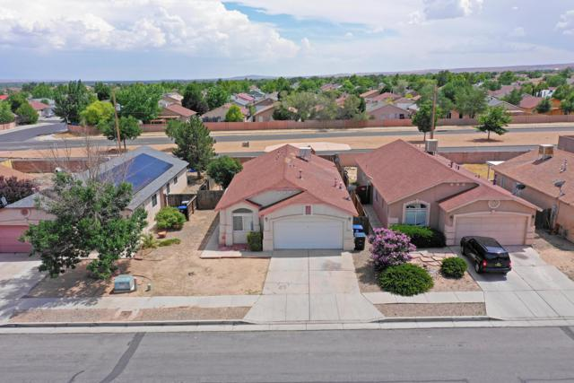 7412 Old Aspen Rd Road SW, Albuquerque, NM 87121 (MLS #949379) :: Campbell & Campbell Real Estate Services
