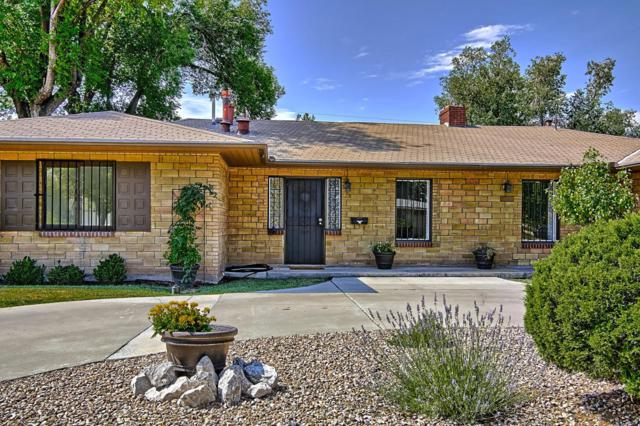 4200 Mackland Avenue NE, Albuquerque, NM 87110 (MLS #949468) :: Campbell & Campbell Real Estate Services