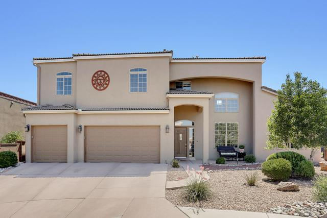 8834 Black Oak Court NE, Albuquerque, NM 87122 (MLS #949470) :: The Bigelow Team / Red Fox Realty