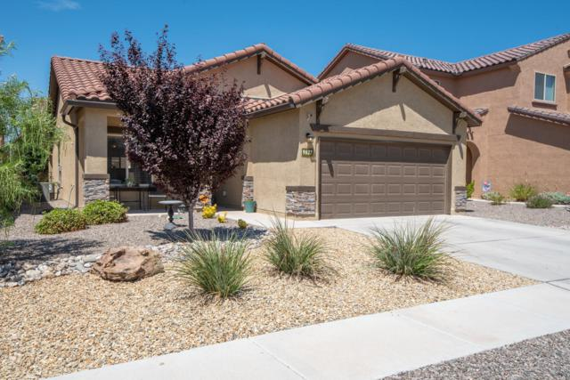9627 Iron Rock Drive NW, Albuquerque, NM 87114 (MLS #949486) :: The Bigelow Team / Red Fox Realty