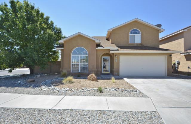 6800 Deerbourne Road NW, Albuquerque, NM 87114 (MLS #949537) :: The Bigelow Team / Red Fox Realty
