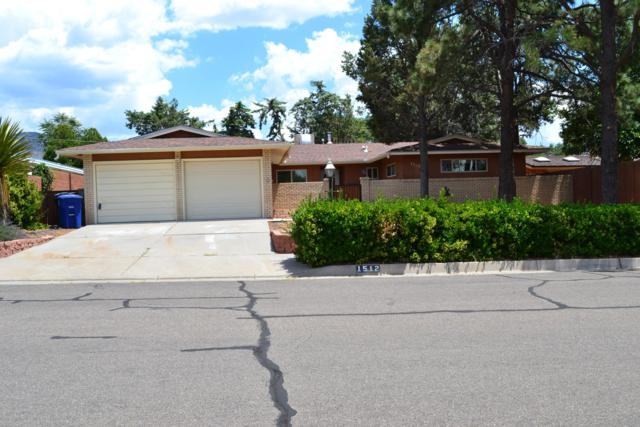 1512 Eastridge Court NE, Albuquerque, NM 87112 (MLS #949584) :: Campbell & Campbell Real Estate Services