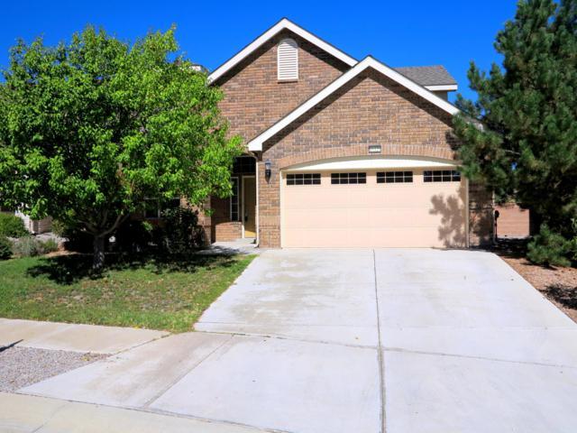 10320 Avenida Vista Cerros NW, Albuquerque, NM 87114 (MLS #949604) :: Silesha & Company