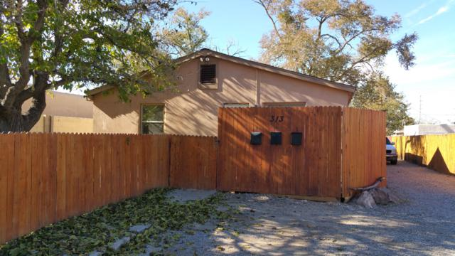 313 Charleston Street SE, Albuquerque, NM 87108 (MLS #949609) :: Campbell & Campbell Real Estate Services