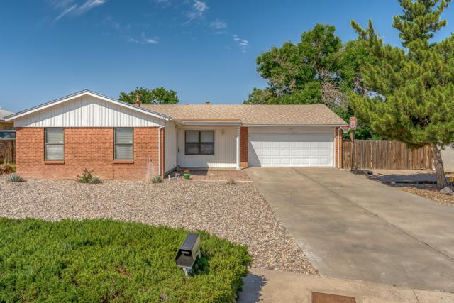 8228 Otero Avenue NE, Albuquerque, NM 87109 (MLS #949641) :: The Bigelow Team / Red Fox Realty