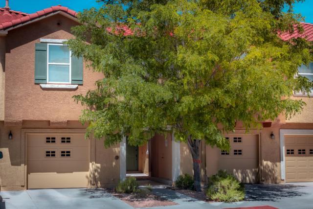 601 Menaul Boulevard Unit 2103, Albuquerque, NM 87107 (MLS #949643) :: Silesha & Company