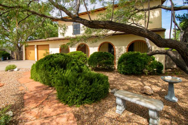 1817 Kriss Place NE, Albuquerque, NM 87112 (MLS #949655) :: Campbell & Campbell Real Estate Services