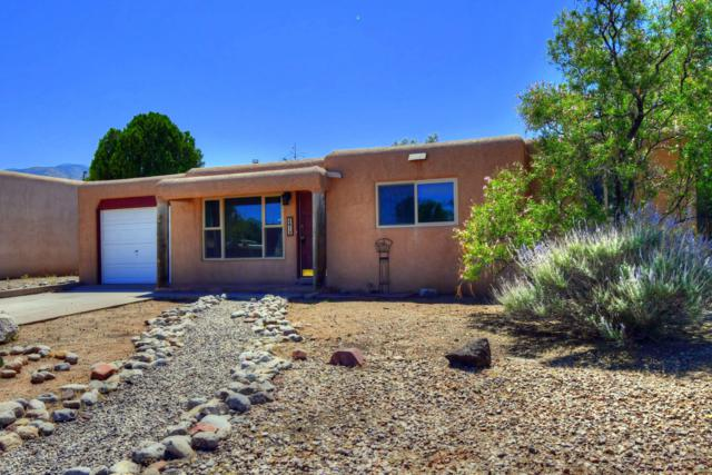 2412 Elizabeth Street NE, Albuquerque, NM 87112 (MLS #949669) :: Campbell & Campbell Real Estate Services