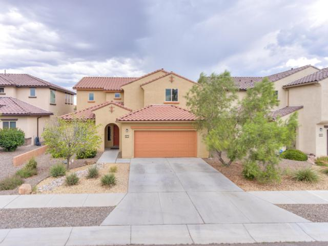 5709 Stone Peak Road, Albuquerque, NM 87114 (MLS #949686) :: The Bigelow Team / Red Fox Realty