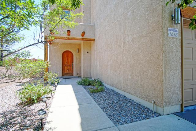 11616 Terracita Lane SE, Albuquerque, NM 87123 (MLS #949697) :: Campbell & Campbell Real Estate Services