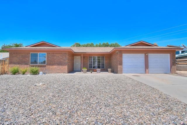 3809 Glen Canyon Road NE, Albuquerque, NM 87111 (MLS #949702) :: Campbell & Campbell Real Estate Services