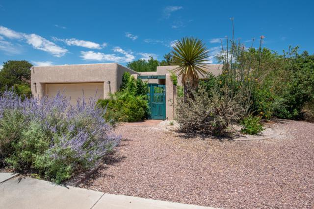 6215 Mojave Street NW, Albuquerque, NM 87120 (MLS #949716) :: The Bigelow Team / Red Fox Realty