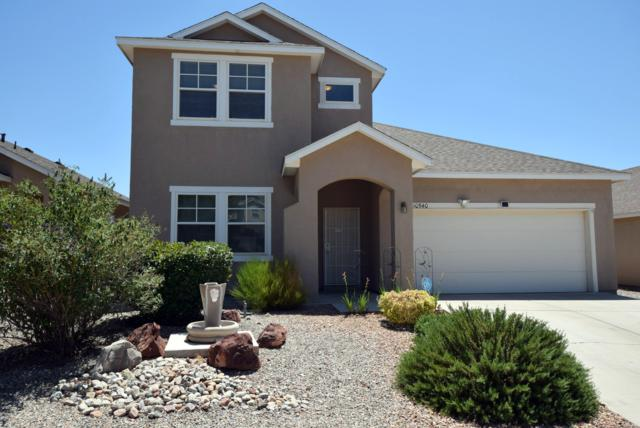10540 Pamplona Street NW, Albuquerque, NM 87114 (MLS #949753) :: Campbell & Campbell Real Estate Services