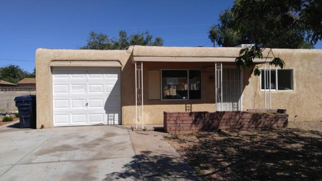 1408 Conchas Street NE, Albuquerque, NM 87112 (MLS #949755) :: Campbell & Campbell Real Estate Services