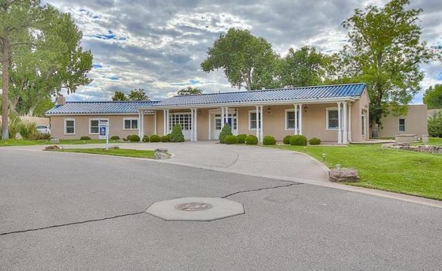 1015 Cottonwood Drive NW, Los Ranchos, NM 87107 (MLS #949757) :: Silesha & Company