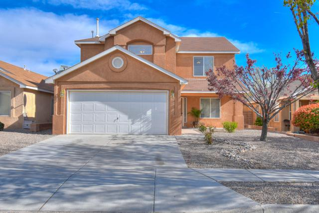 5819 Night Whisper Road NW, Albuquerque, NM 87114 (MLS #949775) :: Campbell & Campbell Real Estate Services