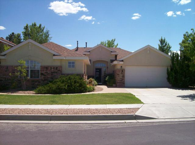 10115 Showlow Street NW, Albuquerque, NM 87114 (MLS #949776) :: The Bigelow Team / Red Fox Realty