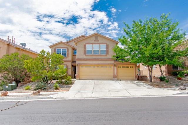 9912 Wagon Gate Trail SW, Albuquerque, NM 87121 (MLS #949796) :: Silesha & Company