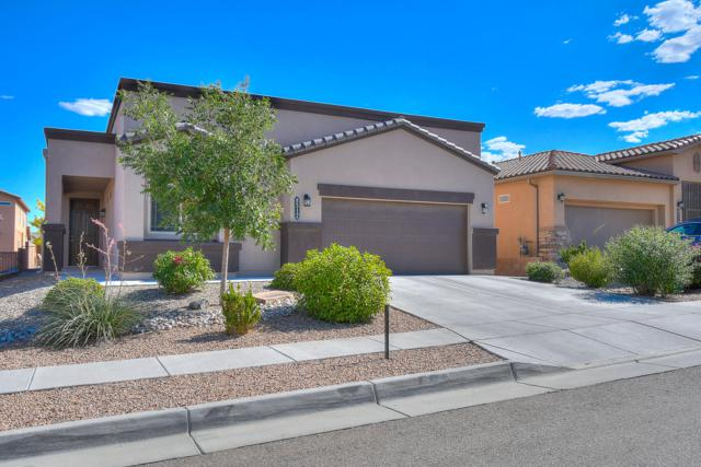 8512 Mock Heather Road NW, Albuquerque, NM 87120 (MLS #949804) :: The Bigelow Team / Red Fox Realty