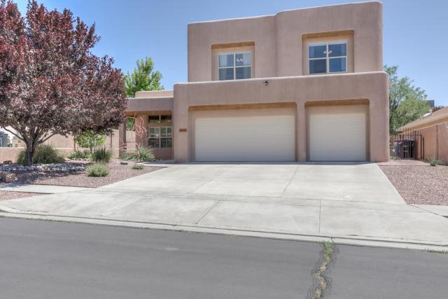 10004 Quintessence Road NE, Albuquerque, NM 87122 (MLS #949824) :: The Bigelow Team / Red Fox Realty