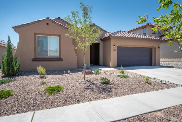 1800 Cooke Canyon Drive NW, Albuquerque, NM 87120 (MLS #949836) :: Campbell & Campbell Real Estate Services